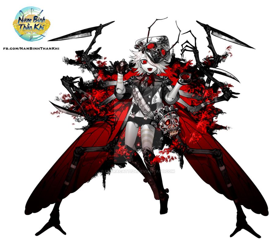 Final Boss by UltraCat7724