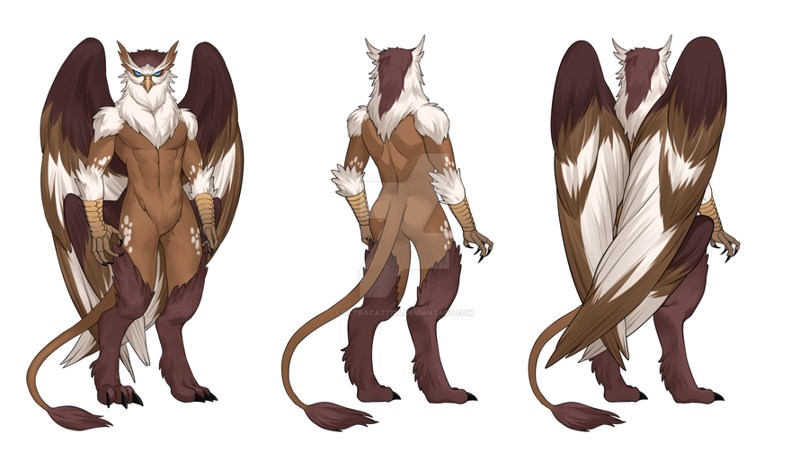 Griffin Hybrid by UltraCat7724