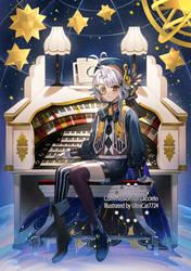 [Comission] Organ
