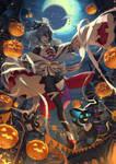 [Commission] Halloween