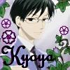 Kyoya by AcceptedOutcast
