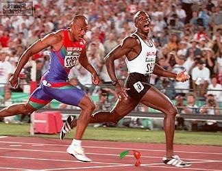 pikmin wins 100meters by hero-of-time