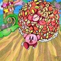 Kirby: Star Allies by Flowfell