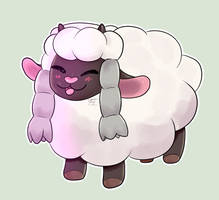 Wonderful Wooloo by Flowfell