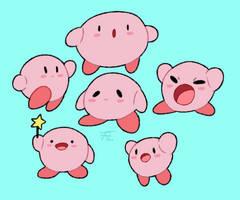 Kirby by Flowfell