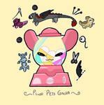 $5/500 Points Plush Pets Gacha Machine [closed]