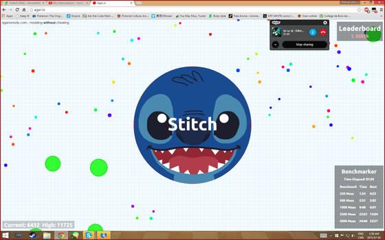 Agar.io Stitch by YollerZ
