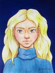 Portrait of Liviaana