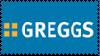 Greggs stamp by eldritchbooky