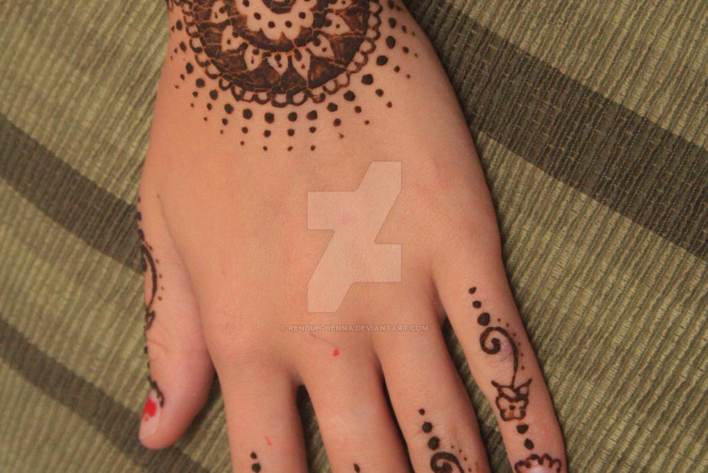 Hand Henna 1 By Renduh Henna On Deviantart