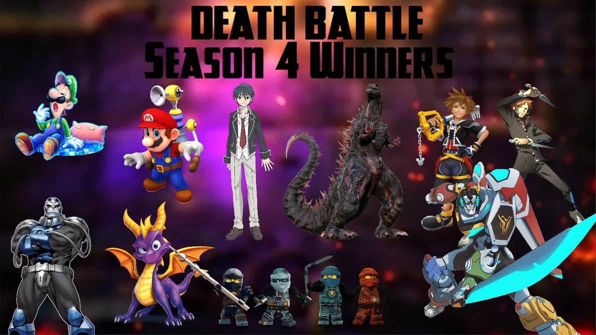 DEATH BATTLE - Darkseid VS Thanos - Prelude by SpyKrueger