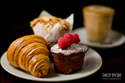 Morning Treats by DulcetEpicure