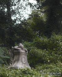 Lost Angel of Grief by Sildrotha