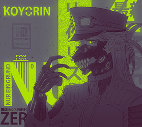 Koyo wolf