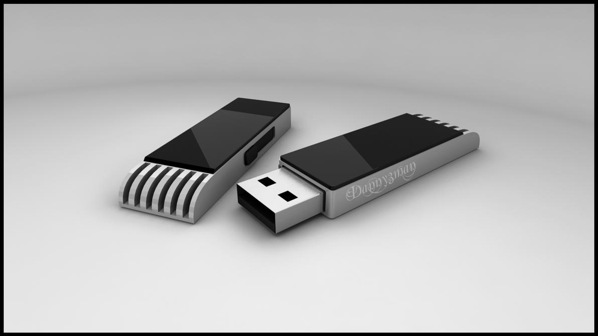 USB Stick by danny3man