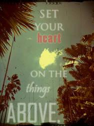 Set Your Heart by 0urangeApple
