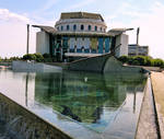 National Theatre in Budapest by Dana-Gh
