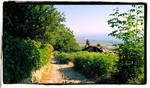Postcard from the Aegean Sea by Dana-Gh