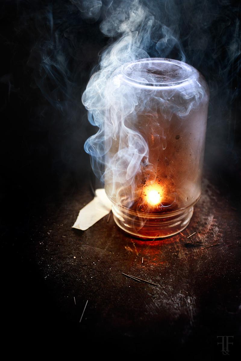 In Dim Light by UnworthyReturn
