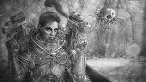 White Wolf Relic Hunter