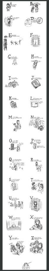 Artoveli: Myst Alphabet