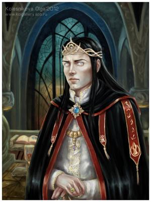 ArtAngelo: Lord Veovis by Myst-fan-club