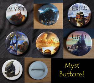 Gehdahnia: Myst Buttons