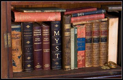 Riumplus: Real Myst Book - Library