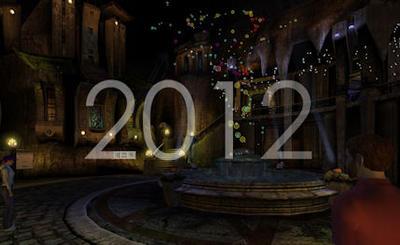 Gehnloa: 2012 Fireworks by Myst-fan-club