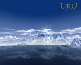 Niysiechka: From URU with love - Ercana by Myst-fan-club