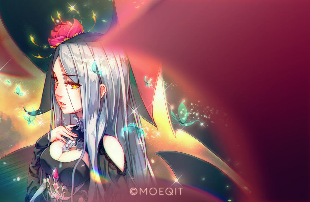 The Galactic Goddess