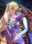 Commission: Saili and Fiona