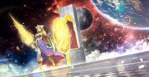 Commission: Saili, The Goddess of Order #3