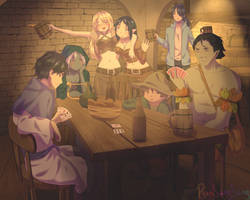 Tavern and friends | CM