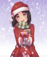 Christmas Whiteleaf | CM by PyonSangSang