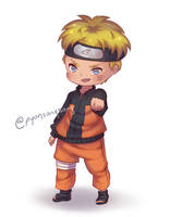 Naruto FANART by PyonSangSang