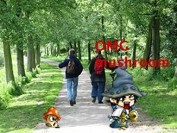 MapleStory - Mushroom by PencilPonce