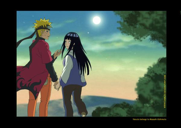 Naruto hinata dating fanfiction