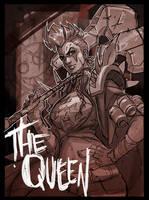 The Queen of Junkertown by Neexz