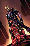 Deadpool. ArrowHead-