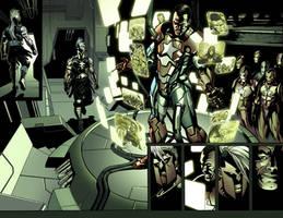 IronPatriot Osborne. The List. by MarteGracia