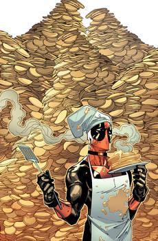 Deadpool 16 -reprint- Cover