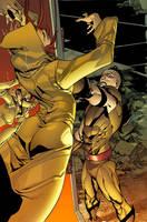 Dark Wolverine. DAT ASS. by MarteGracia