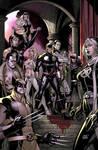 X Men: Vampires