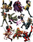 Marvel MASHUP