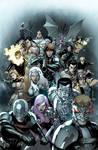 XMEN: Age of X. Leinil Yu.