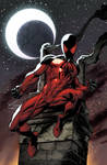 Scarlet Spider. Mark Bagley variant.