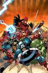 Avengers VS XMEN 10 variant