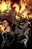 ALL NEW XMEN Cover 05 by MarteGracia