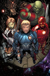 Guardiand of the Galaxy! McGuinness Variant!
